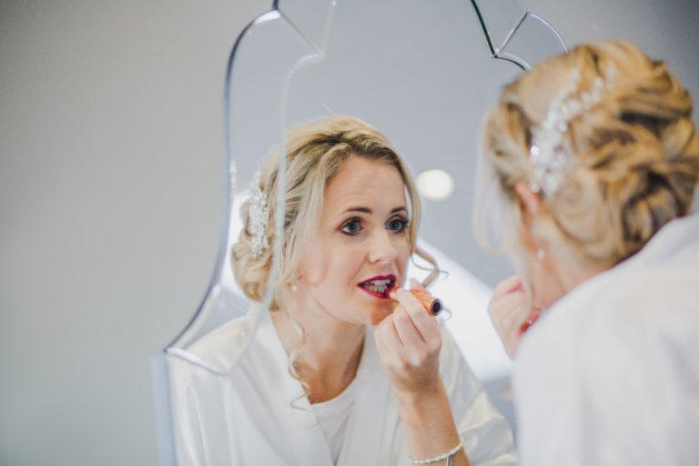 """I feel pretty, oh so pretty"" – Bridal Beauty with Kate Howard HMUA"